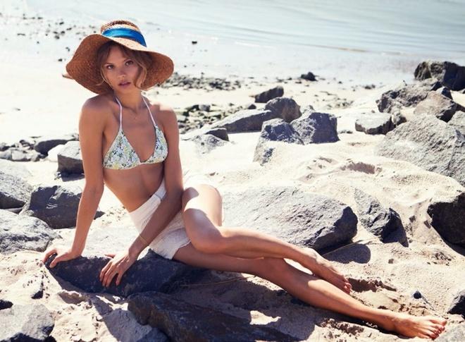 Bộ ảnh thời trang khoe đường cong nóng bỏng của Magdalena Frackowiak Bộ ảnh thời trang khoe đường cong nóng bỏng của Magdalena Frackowiak