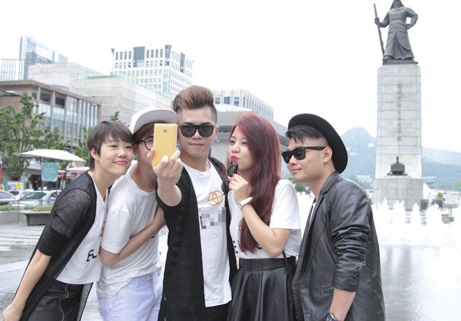 Top 5 Project Runway tung tang kham pha xu Han hinh anh