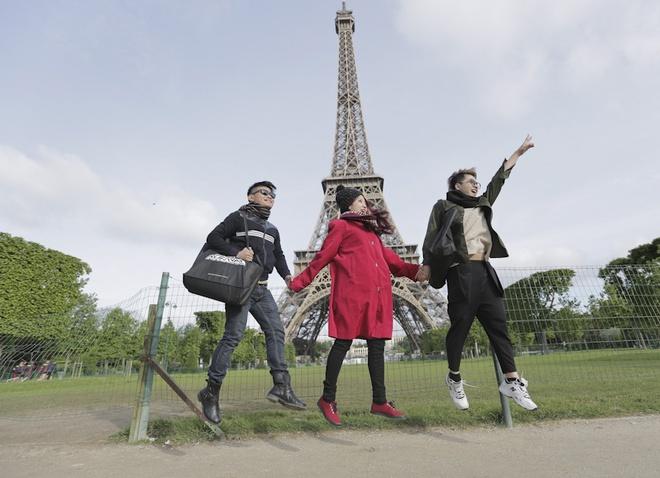 Top 3 Project Runway kham pha kinh do thoi trang Paris hinh anh