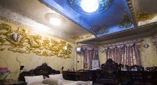 Nhà của ca sĩ Ngọc Sơn
