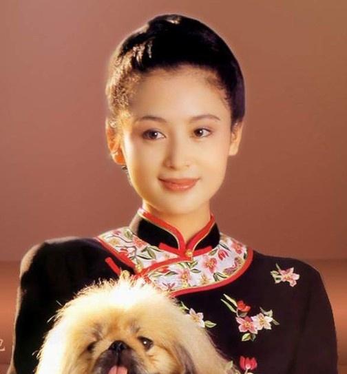 Tim lai my nhan Dieu Thuyen cua 'Tam Quoc 1994' hinh anh 4