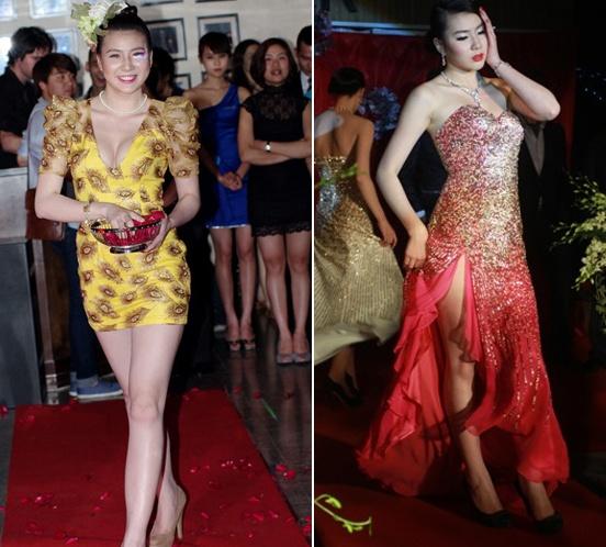 Chan dai Viet: Nguoi khoe vong mot do so, ke gay tro xuong hinh anh 13