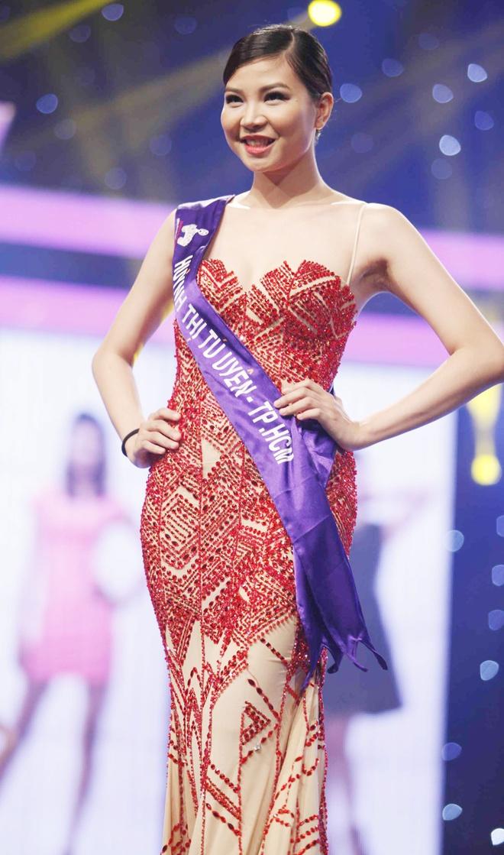Lo dien 18 ung cu vien Viet Nam se thi Miss World 2015 hinh anh 16