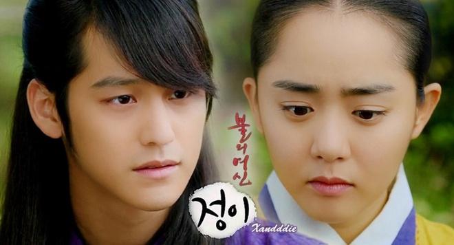 Nhung cap doi sao Han yeu nhau sau khi dong phim chung hinh anh