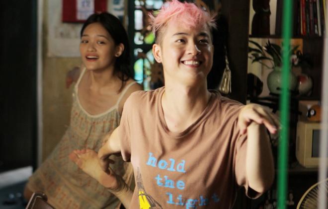 Thanh Duy sang Dai Loan du LHP Kim Ma hinh anh