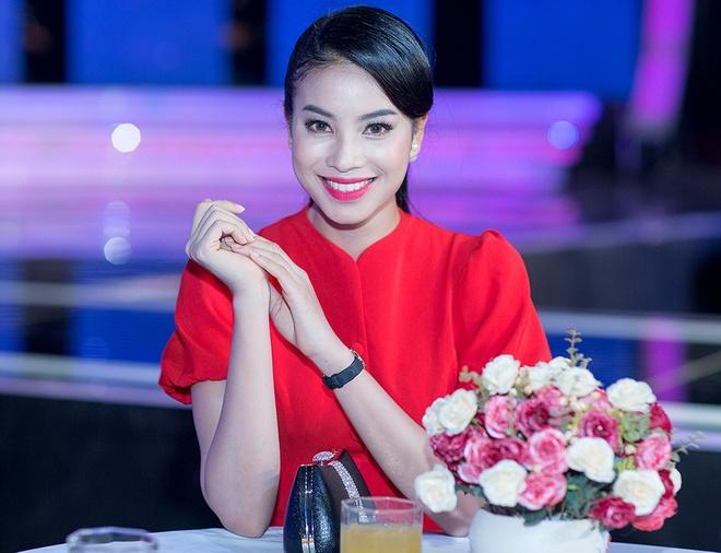 Pham Huong goi cam do dang Truong Ngoc Anh hinh anh 5
