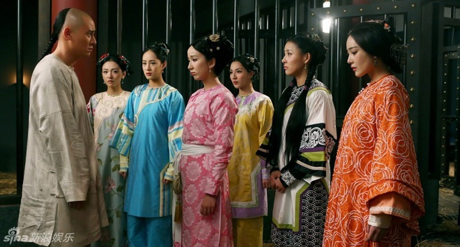 Trước khi lên sóng, tạo hình của 7 cô vợ của Vi Tiểu Bảo nhận được nhiều ý  kiến trái chiều. A Kha, người vợ được coi là có nhan sắc mỹ ...