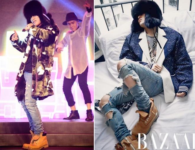 Son Tung M-TP lai bi nghi nhai G-Dragon hinh anh 1
