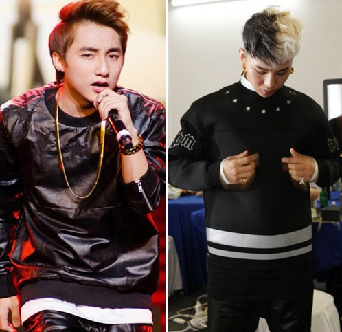 Son Tung M-TP lai bi nghi nhai G-Dragon hinh anh 3