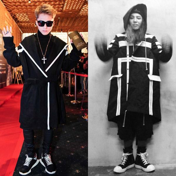Son Tung M-TP lai bi nghi nhai G-Dragon hinh anh 2