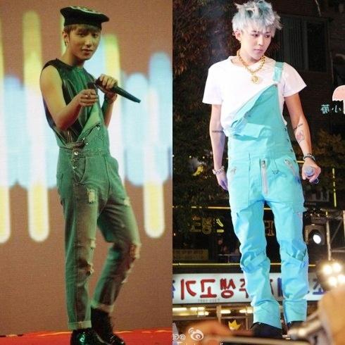 Son Tung M-TP lai bi nghi nhai G-Dragon hinh anh 5