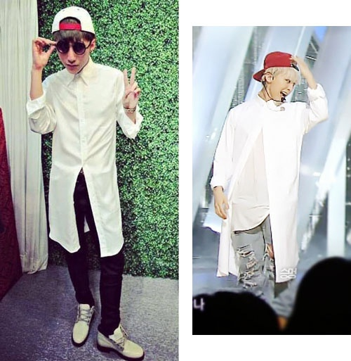 Son Tung M-TP lai bi nghi nhai G-Dragon hinh anh 7
