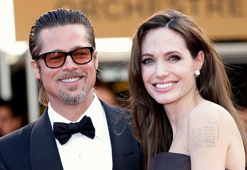 Angelina Jolie va Brad Pitt sap lam bo phim thu 3 hinh anh