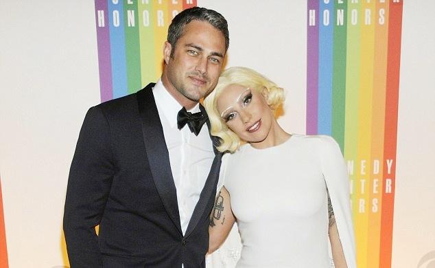 Lady Gaga se to chuc dam cuoi o biet thu trieu do hinh anh