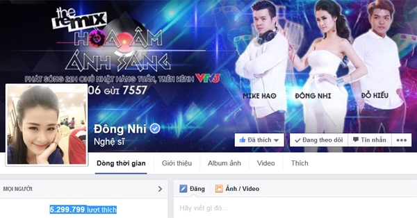 8 sao Viet co luong fan theo doi nhieu nhat tren Facebook hinh anh 12
