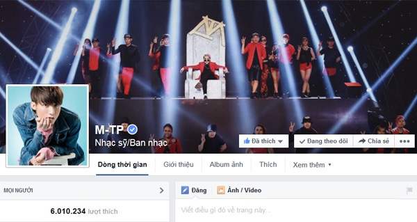 8 sao Viet co luong fan theo doi nhieu nhat tren Facebook hinh anh 6