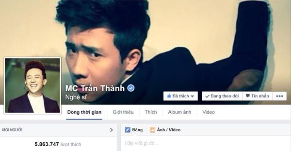8 sao Viet co luong fan theo doi nhieu nhat tren Facebook hinh anh 8