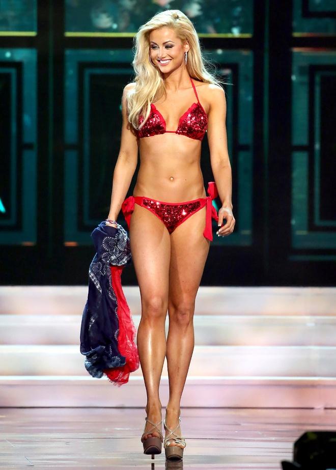 Top 15 Hoa hau My nong bong voi bikini hinh anh 13 Miss Illinois