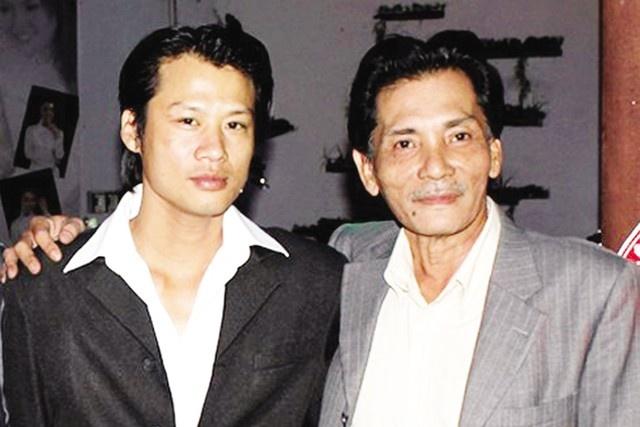 Con trai Thuong Tin noi ve ba me ke tre hon minh 15 tuoi hinh anh