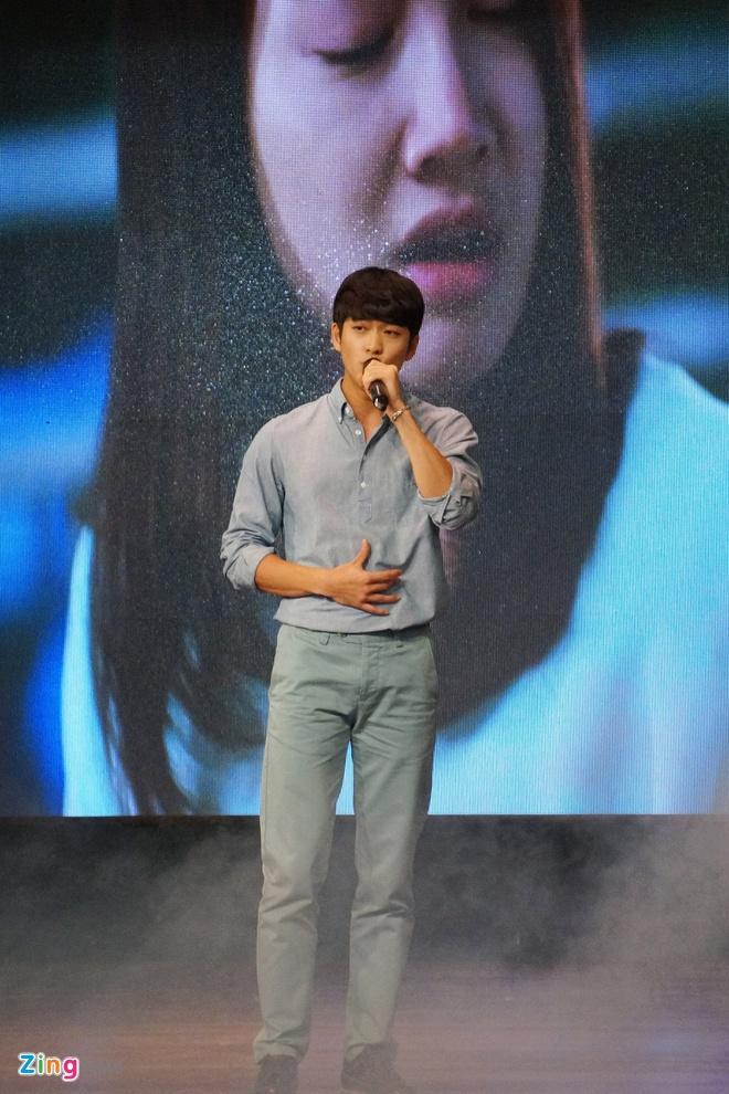 Kang Tae Oh hon Nha Phuong tren song truyen hinh hinh anh 2