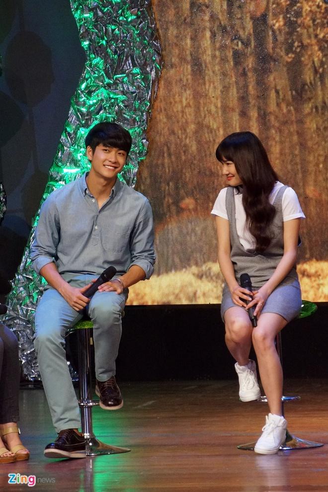Kang Tae Oh hon Nha Phuong tren song truyen hinh hinh anh 8