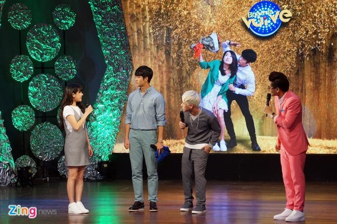 Kang Tae Oh hon Nha Phuong tren song truyen hinh hinh anh 6