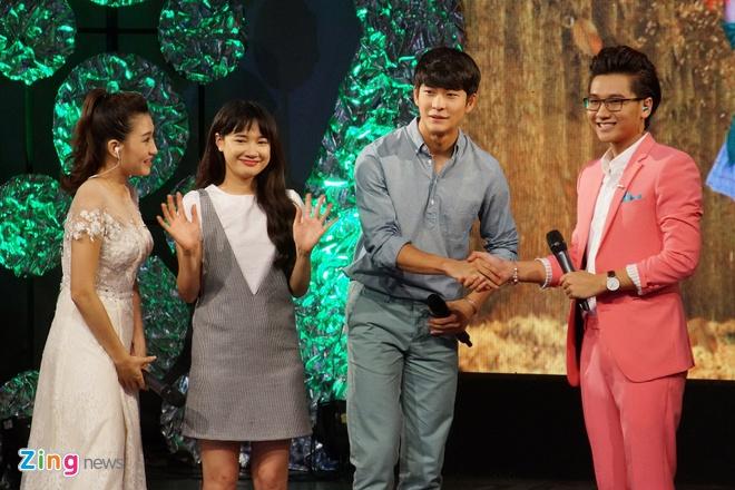 Kang Tae Oh hon Nha Phuong tren song truyen hinh hinh anh 1