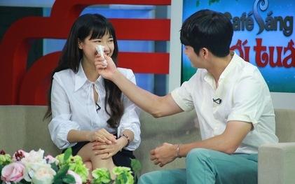 Nha Phuong khoc vi giong hat ngot ngao cua Kang Tae Oh hinh anh