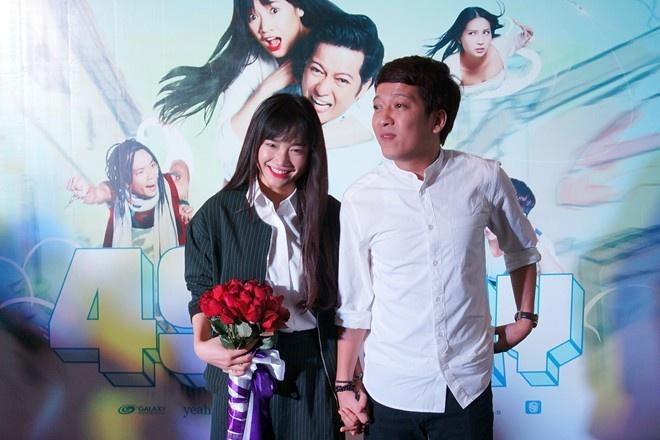 Nhung lan mac do an y cua Nha Phuong - Truong Giang hinh anh 3