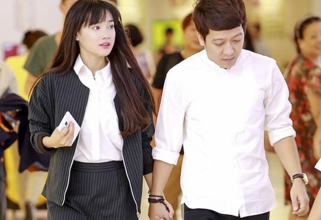 Nhung lan mac do an y cua Nha Phuong - Truong Giang hinh anh