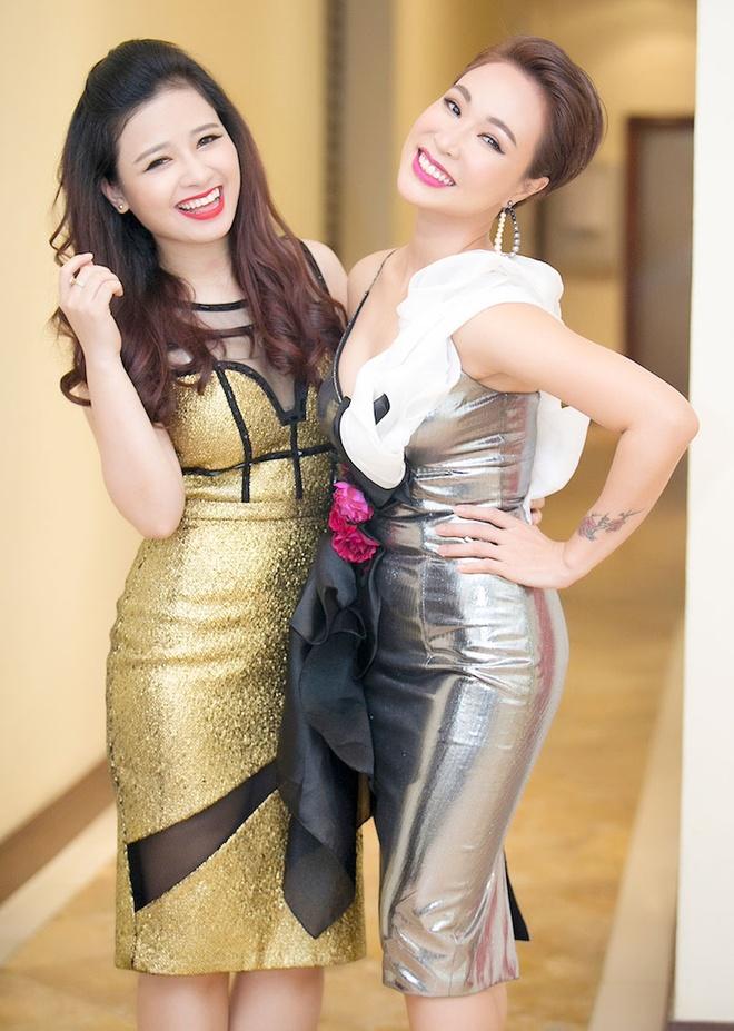 Duong Hoang Yen nhi nhanh ben Uyen Linh hinh anh 3