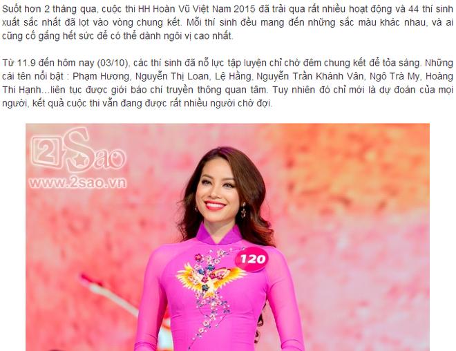 Pham Thi Huong dang quang Hoa hau Hoan vu hinh anh 6
