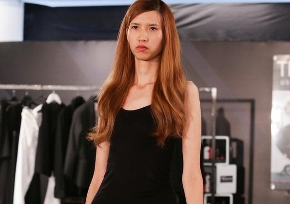 Co gai cao 1,9 m vao chung ket Vietnam's Next Top Model hinh anh