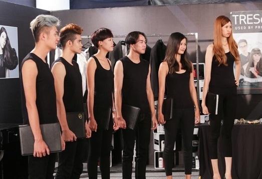Co gai cao 1,9 m vao chung ket Vietnam's Next Top Model hinh anh 1