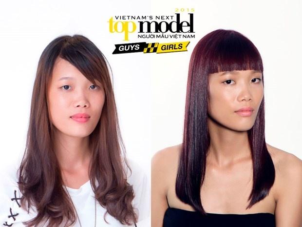 Co gai cao 1,9 m vao chung ket Vietnam's Next Top Model hinh anh 3