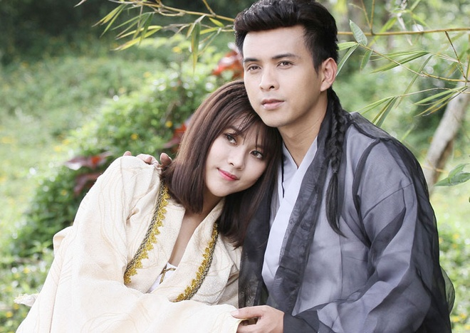Ho Quang Hieu hoa trang 6 tieng cho vai hiep khach hinh anh