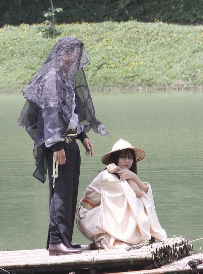 Ho Quang Hieu hoa trang 6 tieng cho vai hiep khach hinh anh 5
