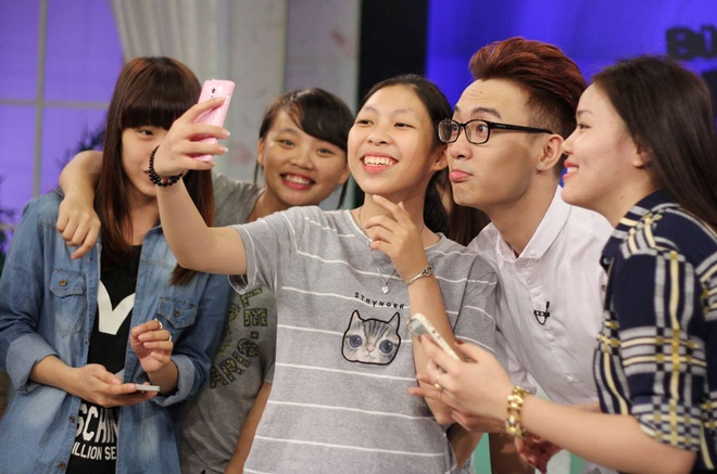 Anh Duy The Voice tiet lo mau ban gai ly tuong hinh anh 1