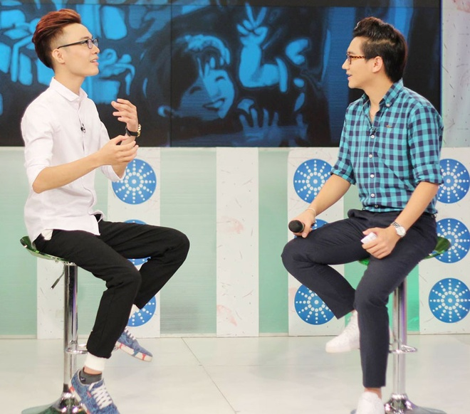Anh Duy The Voice tiet lo mau ban gai ly tuong hinh anh 2