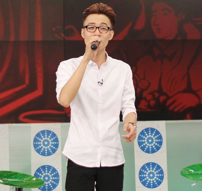 Anh Duy The Voice tiet lo mau ban gai ly tuong hinh anh 4
