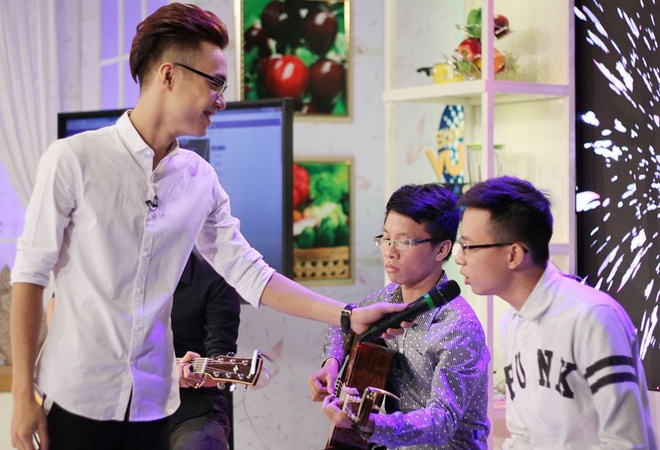 Anh Duy The Voice tiet lo mau ban gai ly tuong hinh anh 5