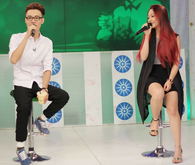 Anh Duy The Voice tiet lo mau ban gai ly tuong hinh anh 6