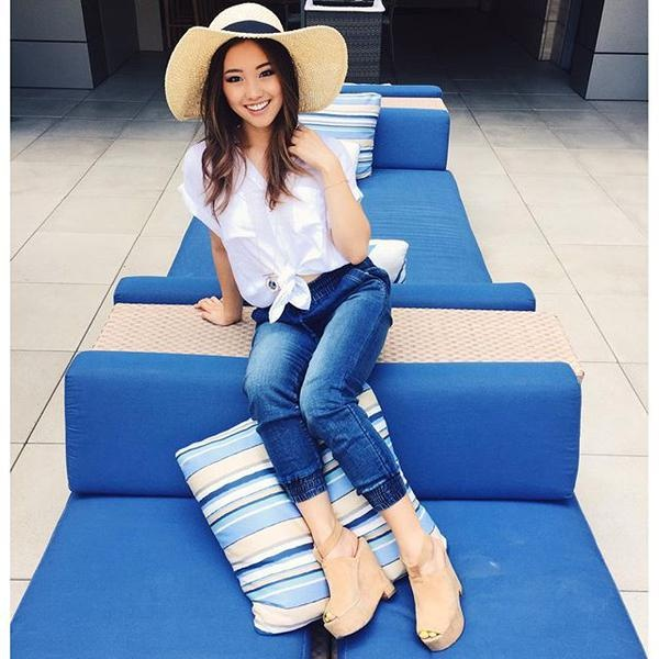 Vlogger thoi trang goc Han den Viet Nam hinh anh 1