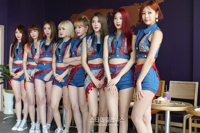Nhung nhom nu Kpop co ve ngoai dong deu, xinh dep noi troi hinh anh 10 Mỗi khi nhắc tới Nine Muses, fan thường bày tỏ sự tiếc nuối tại sao một nhóm nhạc nữ xinh đẹp với chiều cao nổi bật như vậy lại không thể nổi tiếng.