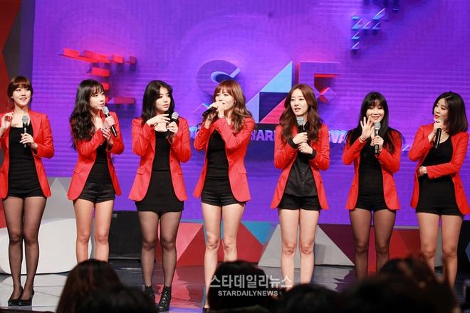 Nhung nhom nu Kpop co ve ngoai dong deu, xinh dep noi troi hinh anh 11 Rainbow cũng giống Nine Muses khi sở hữu ngoại hình đồng đều nhưng vẫn không thể nổi tiếng.