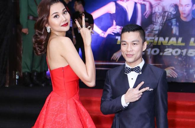 Thanh Hang noi bat o chung ket Vietnam's Next Top Model hinh anh