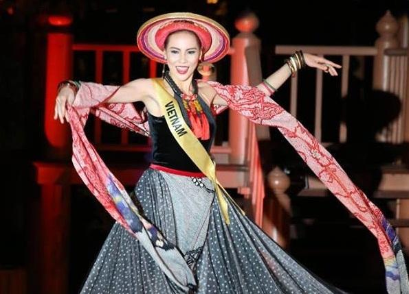 A khoi Le Quyen noi bat o Miss Grand International hinh anh