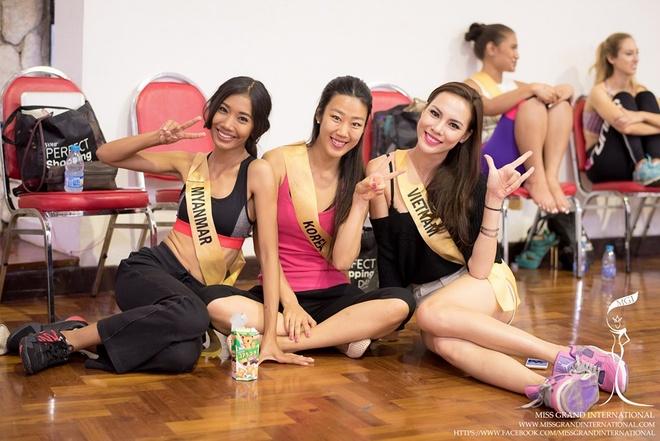 Miss Grand International: Le Quyen duoc binh chon vao top 20 hinh anh 2