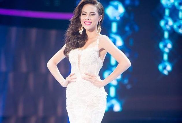Dam da hoi cua Le Quyen ghi diem o Miss Grand International hinh anh