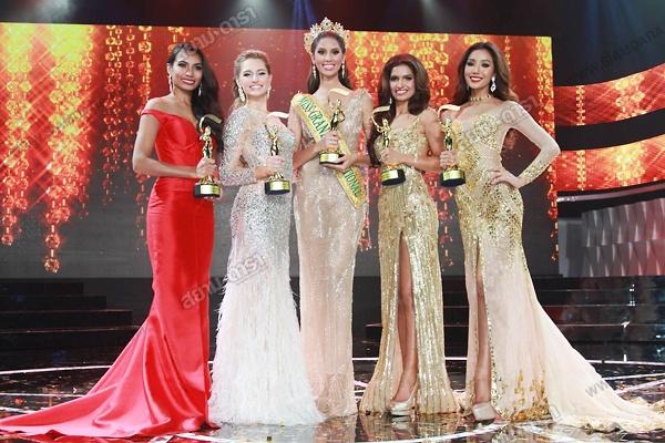 Nguoi dep 20 tuoi dang quang Miss Grand International 2015 hinh anh 3